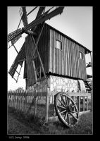WHEEL MILL by Gil-Levy