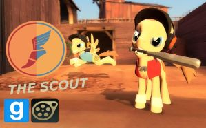 [DL] Scout Pony by Pika-Robo