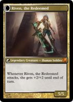 Riven the Redeemed by Swend
