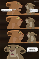 My Pride Sister Page 168 by KoLioness