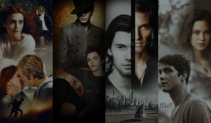 The Mortal Instruments by Ardawling