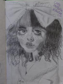 Melanie Martinez by CakePapillon
