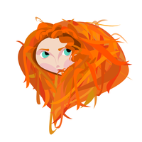 Merida by LoveOfTheFallen