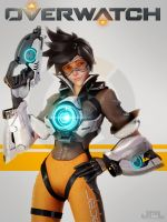 OVERWATCH Tracer by JPL-Animation