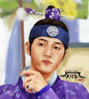 Song Joong Ki a.k.a Goo YongHa by SoshinaAi