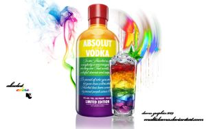 Absolut Colors by maltidama