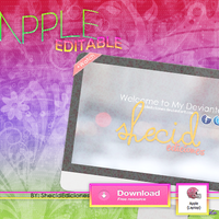 Laptop {Editable} by ShecidEdiciones