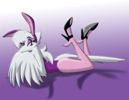 Bunny Parade 2012 - Fala by TheLoneCrow