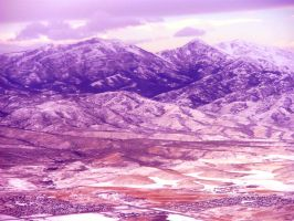 UTAH... from the sky by gat0pard0-x0x