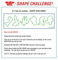 Shape Challenge Rules: 05-01-12 by 2Ajoe