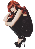 Florence Welch PNG by bouchardonnay