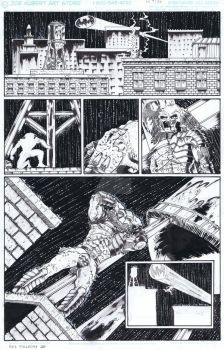 Batman vs. Predator pg. 1 by ManMadeMonster