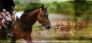 Beyond This Fence by Crystal-Kiwi