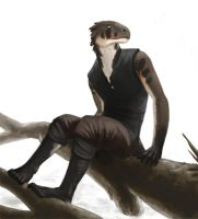 Misty Water by GloomyLavv
