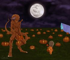 THE GREAT PUMPKIN by arkan54