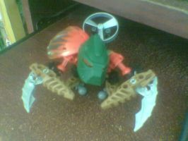 Chivy Bionicle Protos by datavoltus