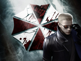 Albert Wesker by AuraIan
