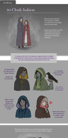Iadlain: Cloak fashion by number11train