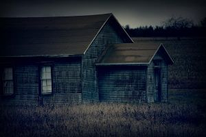 The Poor House by S-H-Photography