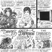 THE DARKNESS videogame secrets by AdamWarren