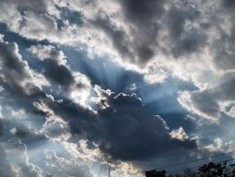 Ray of Light by firesign24-7