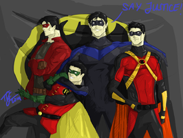 BatFamily Photo by TheoDJ