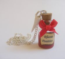 vampire fang and blood necklace   from NeatEats by rhonda4066