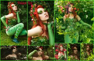 Poison Ivy Mark 2 by AmmieChan