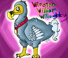 Winston William Walloughby by TheDragonsDomain