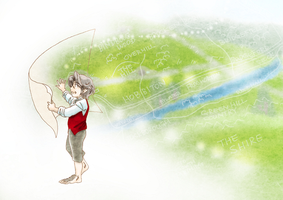 Home is within a map #1 the Shire by h-muroto