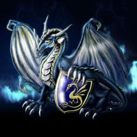GuildWars TDME guild dragon by Aerindarkwater