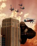 King Kong by WatchTower513