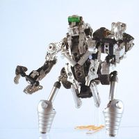 Assembleborg Recovery Mecha Concept by NoriToy