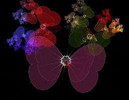 Butterfly hearts (pong 212) by stebev