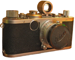Leica Camera PNG by simfonic