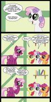Mr. Cheerilee by Niban-Destikim