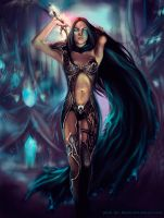 Death Knight by Push-The-Limits