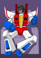 G1 Starscream color version by SuperiorWave