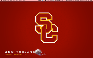 USC Live Wallpaper by Orangedog22