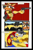 June Coyote Comic. Page 6 by Virus-20