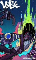 VIBE 77 up by SoulKarl
