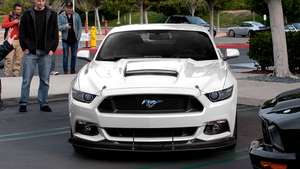 If I could have the 2015 Mustang... by CynderxNero