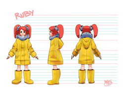 Ruby Ref WIP by level5pencil