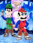 They're Brothers, They're Plumbers by SonicClone