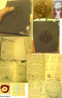 Ed's Alchemy book by ProtoCall13o2