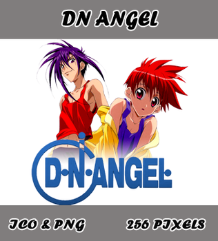 DN Angel Icon Myk by Myk-2103