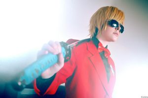 Strider cosplay @B E T A- K I D by CarcinoVantasKisu
