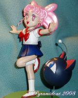 Chibiusa resin model3 by Pyramidcat