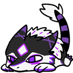 Aria the Sergal Loaf by XenomorphSangheili