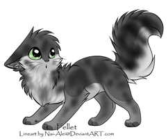 Cute kitty adoptable :CLOSED: by Okami-Heart